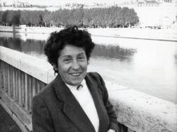 [Annie Neyret, membre de la Renaissance du Vieux Lyon]