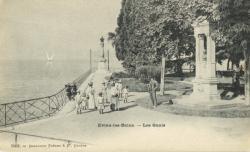 Evian-les-Bains - Les Quais