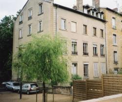 58, quai Paul-Sédallian : façade postérieure