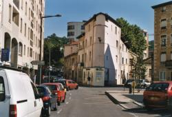 Rues du Chapeau-Rouge et de la Conciergerie