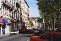 Rue Thomas-Masaryk