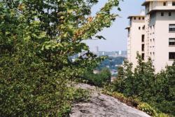 Montée de l'Observance : tours de La Vigie