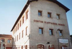 69, rue Gorge-de-Loup : centre d'affaires Benoît