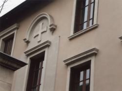 Cure de l'Eglise Saint-Pierre de Vaise (détail)