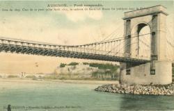 Avignon - Pont suspendu