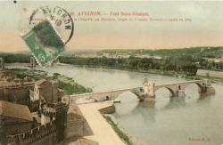 Avignon - Pont Saint-Bénézet