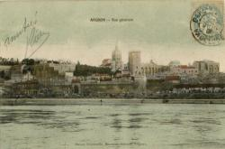 Avignon - Vue générale