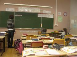 """""""Dans la classe"""""""