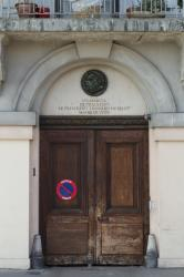 Porte cochère, 1 cours d'Herbouville