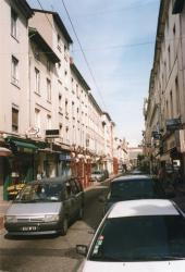 Grande rue de Vaise