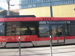 """""""Le tram qui passe"""""""