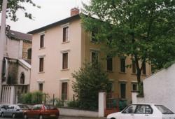 Boulevard Saint-Exupéry : cure de Vaise