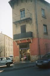 Rue des Docks : café de la Favorite