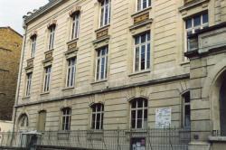 22, rue Saint-Cyr : groupe scolaire de la Gare d'Eau