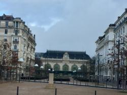 """""""Ancienne gare des Brotteaux"""""""