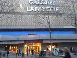 """""""Les Galeries Lafayette"""""""