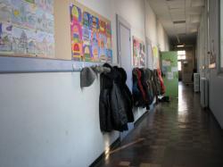 Couloir 2e école