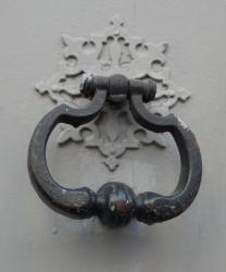 Heurtoir, 20 rue de la Platière