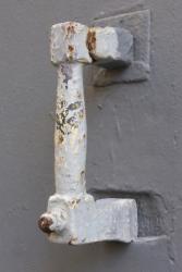 Heurtoir, 47 rue des Tables-Claudiennes