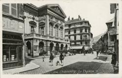 Chambéry : Le Théâtre