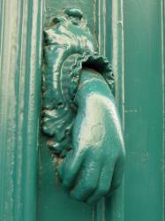 Heurtoir, 8 rue Henri IV