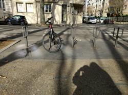 """""""Garage à vélo"""""""