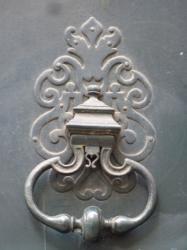 Heurtoir, 30 rue de la Charité