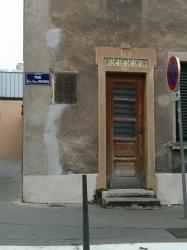 La plus belle porte de la rue Sainte-Anne de Baraban