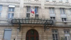 Entrée de la mairie du 3e arrondissement