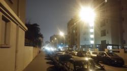 La rue des lumières