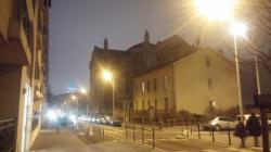 Nuit en bâtiment