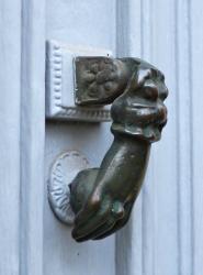 Heurtoir, 7 rue des Tourelles