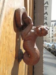 Heurtoir, 37 rue Molière