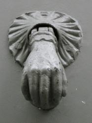Heurtoir, 14 rue Pasteur