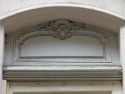 Imposte atypique, 5 rue du Puits-Gaillot