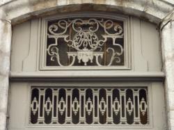 Imposte atypique, 9 rue Lanterne