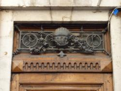 Imposte atypique, 15 rue Lanterne