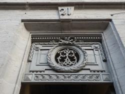 Imposte atypique, 21 rue d'Alsace-Lorraine