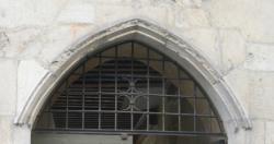 Imposte en damier, 37 rue Saint-Jean