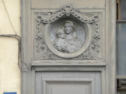 Imposte figurative, 20 bis quai Saint-Vincent