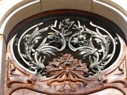 Imposte figurative, 46 quai Saint-Vincent