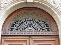 Imposte rayonnante, 7 rue Vaubecour