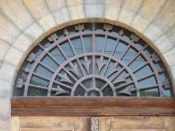 Imposte rayonnante, 30 quai Saint-Vincent