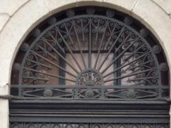 Imposte rayonnante, 49 quai Saint-Vincent