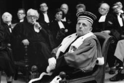 [Cour d'appel de Lyon. Installation du Premier Président André Oriol]