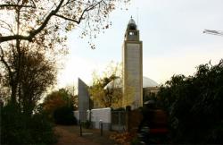 Grande mosquée Badr Eddine, minaret