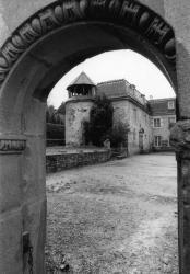 [Château de Goutelas à Marcoux (Loire)]