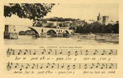 Avignon - Le Pont St-Bénézet