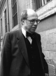 [Procès Klaus Barbie : Alfred Streim, procureur allemand et témoins-expert]