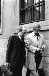 [Procès Klaus Barbie : Rolf Holtfort et Alfred Streim, témoins-experts]